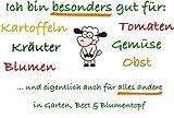 NAKED SHEEP Schafwollpellets - Organischer Bio-Dünger für...