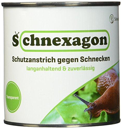 Schnexagon 03821 Schutzanstrich gegen Schnecken 375ml Dose |...