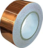 Kupfer Klebeband mit leitfähigem Kleber 11m x 25mm -...