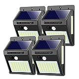 Solarlampen für Außen mit Bewegungsmelder,【Hohe...