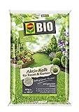 Compo BIO Aktiv-Kalk für Rasen und Garten, Spezialprodukt...
