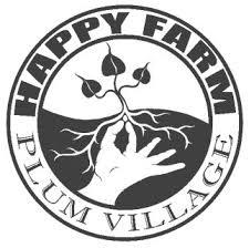 Happy Farm Plum Village Logo