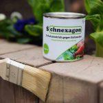 Schnexagon: Schutzanstrich zur Schneckenabwehr im Garten | Tipps & Tricks +++