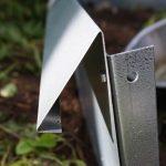 Schneckenzaun Metalltechnik Dermbach