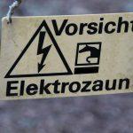 Schneckenzaun elektrisch. Worauf sollte man achten?