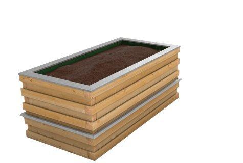 hochbeet anlegen gegen schnecken sch tzen erfahrungen tipps tricks. Black Bedroom Furniture Sets. Home Design Ideas