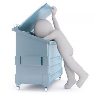 Müllverwertung aus alt mach neu