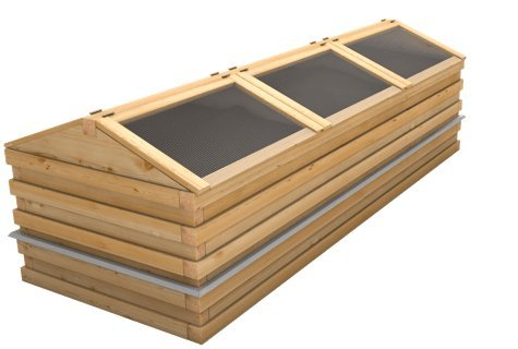 rundes dach bauen