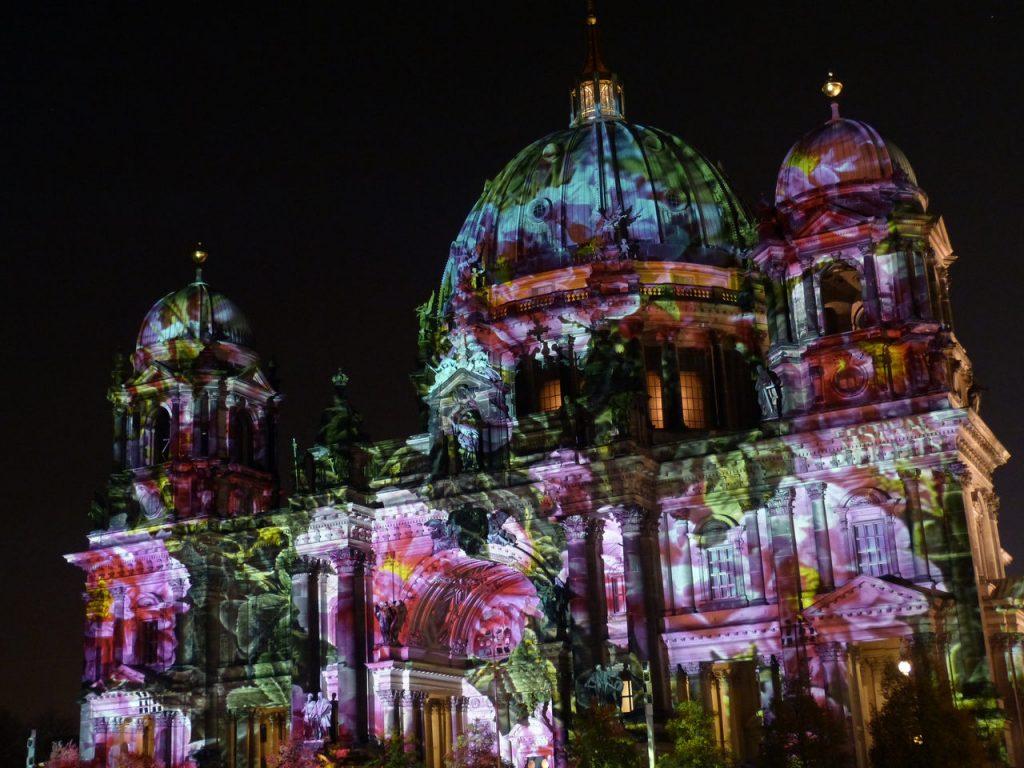 Beleuchtung Kirche Dom
