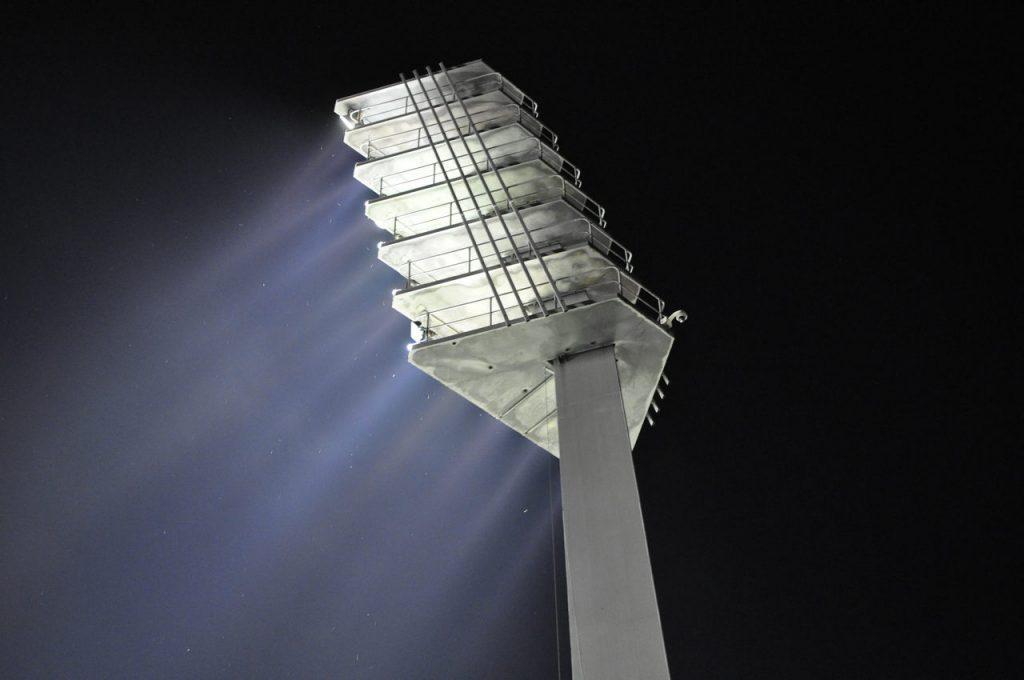 Flutlicht Insektensterben Lichtsmog Lichtverschmutzung