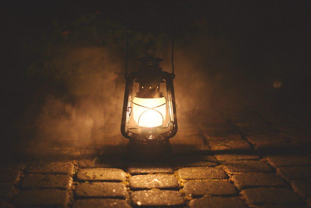 Lampe Licht Streuung Streulicht