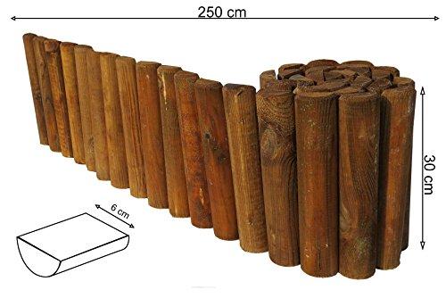 Holzzaun klein