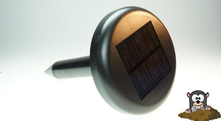 Maulwurfschreck Solar