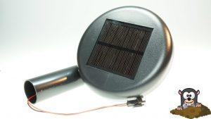 Maulwurfschreck solar Wühlmausschreck