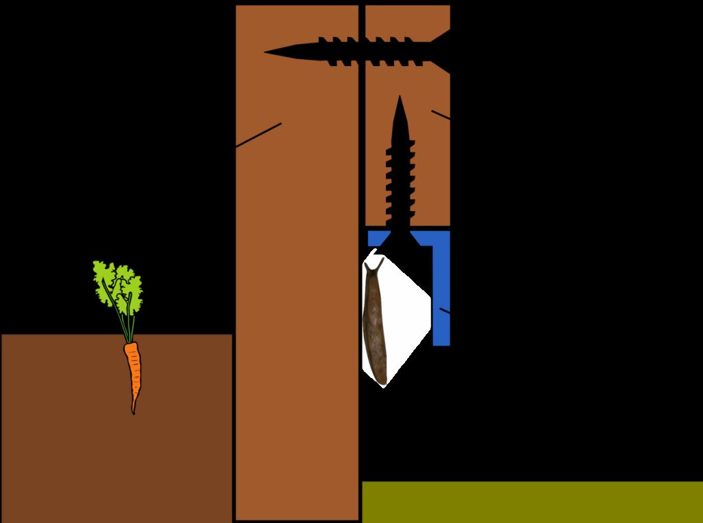 Schneckenzaun selber bauen