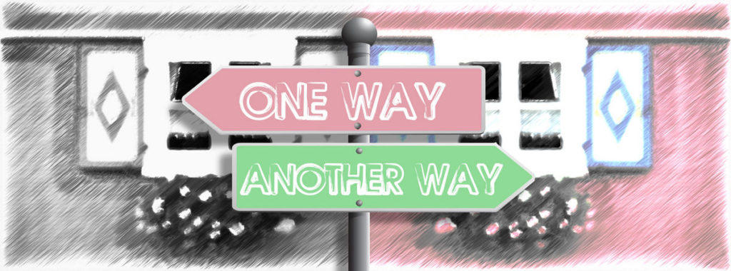 Alternative Wege